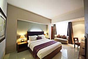 Anggrek Shopping Hotel Bandung - Deluxe King