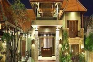 Adhi Jaya Hotel Bali - Eksterior