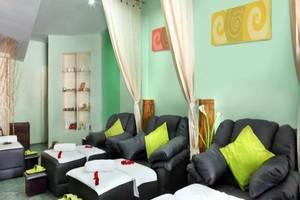 Adhi Jaya Hotel Bali - Ruang pijat