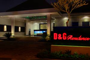 D&G Villas Bali - Eksterior