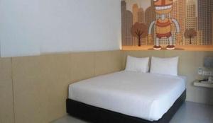 Robotel Makassar Makassar - Room