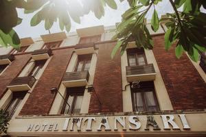 Hotel Intan Sari Bali - Tampak Depan Hotel