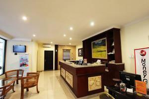 Hotel Intan Sari Bali - Lobi