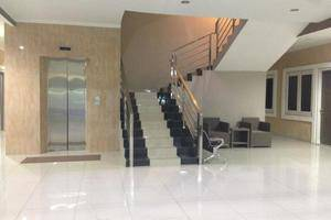 LJ Hotel Sriwijaya Medan - lobi hotel
