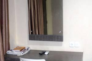 LJ Hotel Sriwijaya Medan - fasilitas kamar