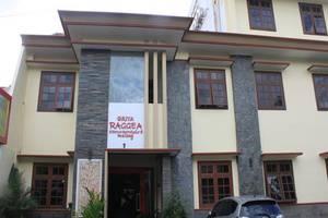 Grand Raggea Hotel Malang - Eksterior
