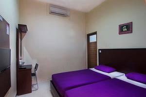 Raggea Malang - Kamar budged, dengan dengan luas kamar terbatas,serta tidak dapat ditambahkan ekstra bed