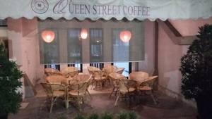 Queen City Hotel Banjarmasin - TEMPAT MEROKOK/ RUANG SANTAI/ NGOPI NGOPI