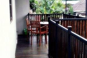 Shafwah Inn Banjarmasin - Balkon