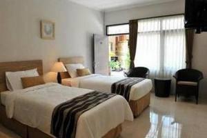 Magnolia Bed & Breakfast Bandung - Deluxe Twin