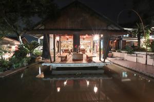 OYO 243 The Village Bumi Kedamaian Bogor - Waiting room