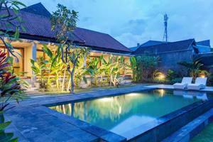 Tinggal Standard Raya Batu Bidak Kerobokan Bali - pemandangan