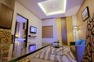 Splash Hotel Bengkulu - Junior Suite (17/July/2014)