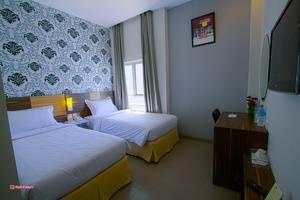 Splash Hotel Bengkulu - Superior (17/July/2014)