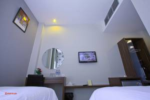 Splash Hotel Bengkulu - Superior (17/July/2014)