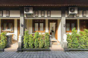 RedDoorz @ Denpasar Sanur Bali - Eksterior