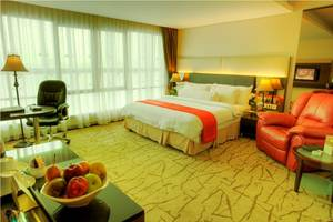Grand Central Hotel Pekanbaru - Kamar Grand Deluxe