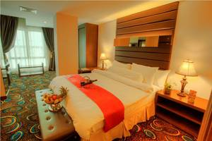 Grand Central Hotel Pekanbaru - Kamar Grand Suite