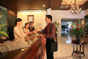 Hotel Sahid Montana Malang - Resepsionis