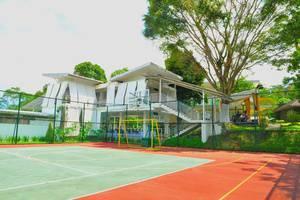 D Agape Residence Bogor - Lapangan Tenis