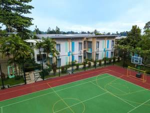 D Agape Residence Bogor - surrounding