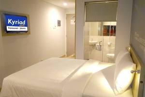 Kyriad Hotel Fatmawati Jakarta Jakarta - Deluxe/Grand Deluxe Room Queen Bed