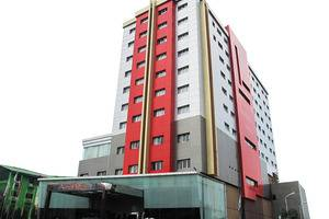 Hotel Grand Antares Medan - Bangunan Grand Antares