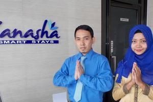 Kanasha Hotel Medan - KANTOR DEPAN
