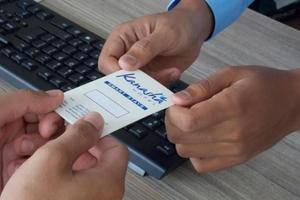 Kanasha Hotel Medan - KARTU KUNCI ELEKTRONIK