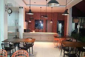 Kanasha Hotel Medan - Beranda Cafe kopi dan teh