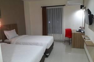 Kanasha Hotel Medan - Kamar Tidur