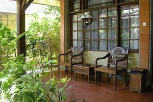 Bali Segara Hotel Bali - Teras - Deluxe Room