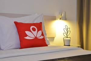 ZenRooms Lembongan Selegimpak Bay Villa Bali - Tempat Tidur Double