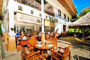 Sativa Sanur Cottages Hotel Bali - Restoran