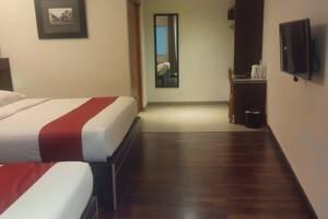 Sukajadi Hotel Bandung - KAMAR SUPERIOR TRIPLE