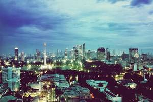 Hotel Alila Jakarta - Pemandangan