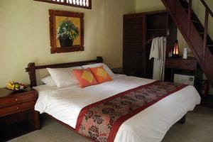 Villa Jineng Ubud Bali - Kamar tamu