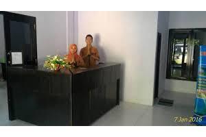 Edotel Kusuma Banyuwangi - receptionis