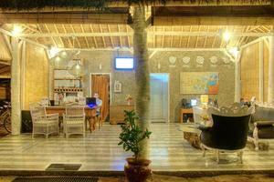 Les Villas Ottalia Gili Meno Lombok - Resepsionis