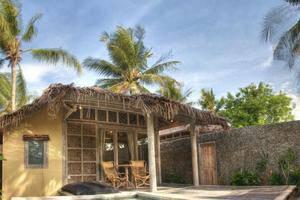 Les Villas Ottalia Gili Meno Lombok - Eksterior
