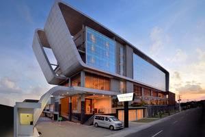 The Atrium Hotel and Resort Yogyakarta - Tampilan Luar Hotel