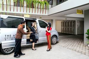 The Atrium Hotel and Resort Yogyakarta - Private Garage