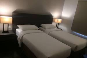 Samala Hotel Jakarta, Cengkareng Jakarta - Dua Tempat Tidur