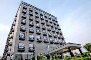 Samala Hotel Jakarta, Cengkareng Jakarta - Gedung hotel