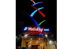D'Hotel Holiday Makassar