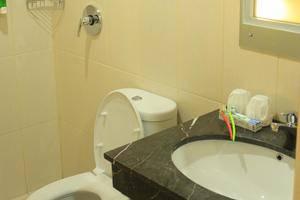Veleza Hotel Bandung - Kamar mandi