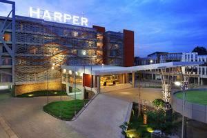 Harper Perintis Makassar - Eksterior