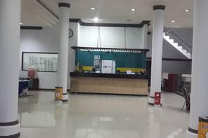 Grand Blang Asan Hotel Pidie - Lobi area dari pintu masuk