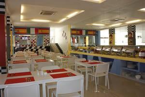 Sinar Sport Hotel Bengkulu - Restaurant