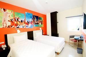 Sinar Sport Hotel Bengkulu - Kamar deluxe sporty